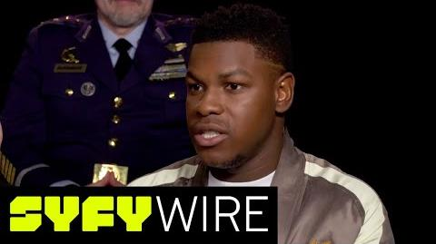 Pacific Rim Uprising Cast Preview New Giant Robots New York Comic-Con 2017 SYFY WIRE