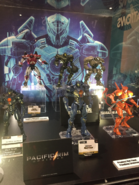 Pacific Rim Uprising (Action Figures Comic Con 2017)-01