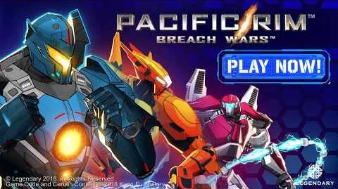 Pacific Rim Breach Wars Trailer