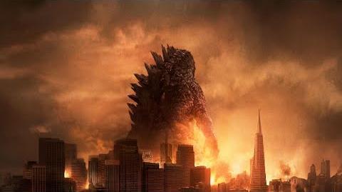 Godzilla (2014) Official Main Trailer