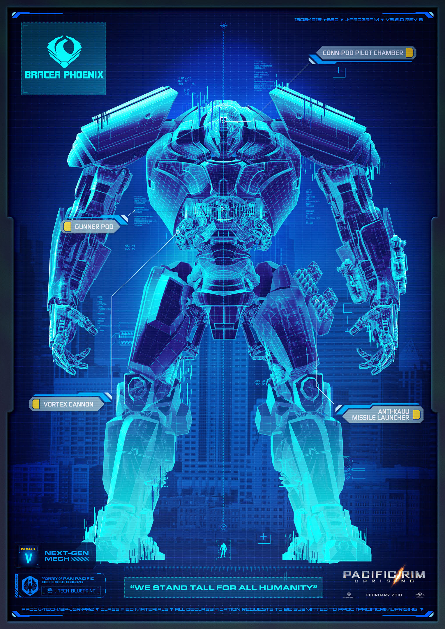 Bracer Phoenix | Pacific Rim Wiki | FANDOM powered by Wikia