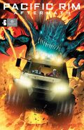Pacific Rim Aftermath Issue 6 Cover