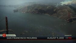 San Francisco Mourns