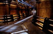 Shatterdome Hallway