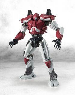 Robot Spirits Guardian Bravo-02