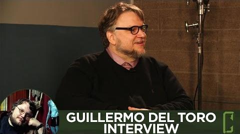 Guillermo del Toro on Trollhunters Season 2 Plans and If He Would Direct a Star Wars Movie