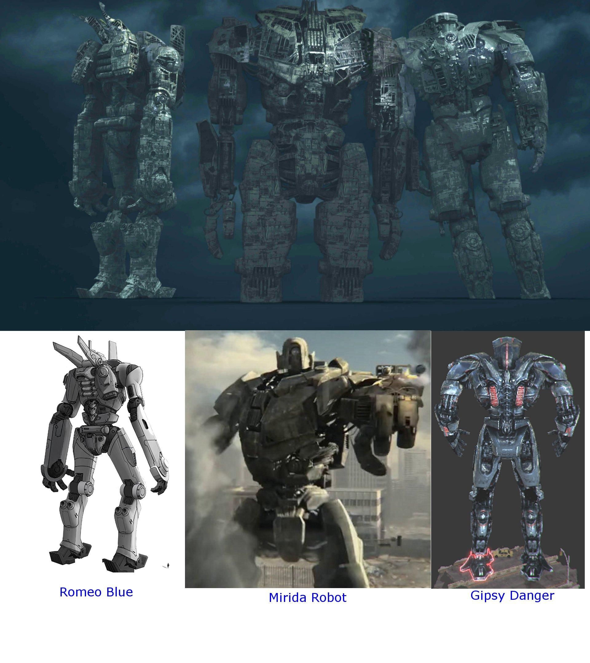 Image - Oblivion Bay Jaegers Identified.jpg   Pacific Rim Wiki ...
