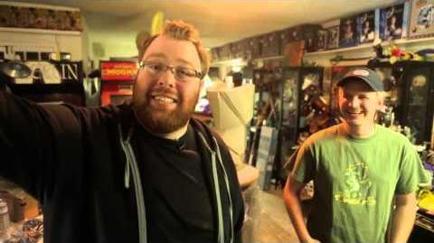 Pacific Rim Behind The Scenes With Jesse & Dodger Part 3!