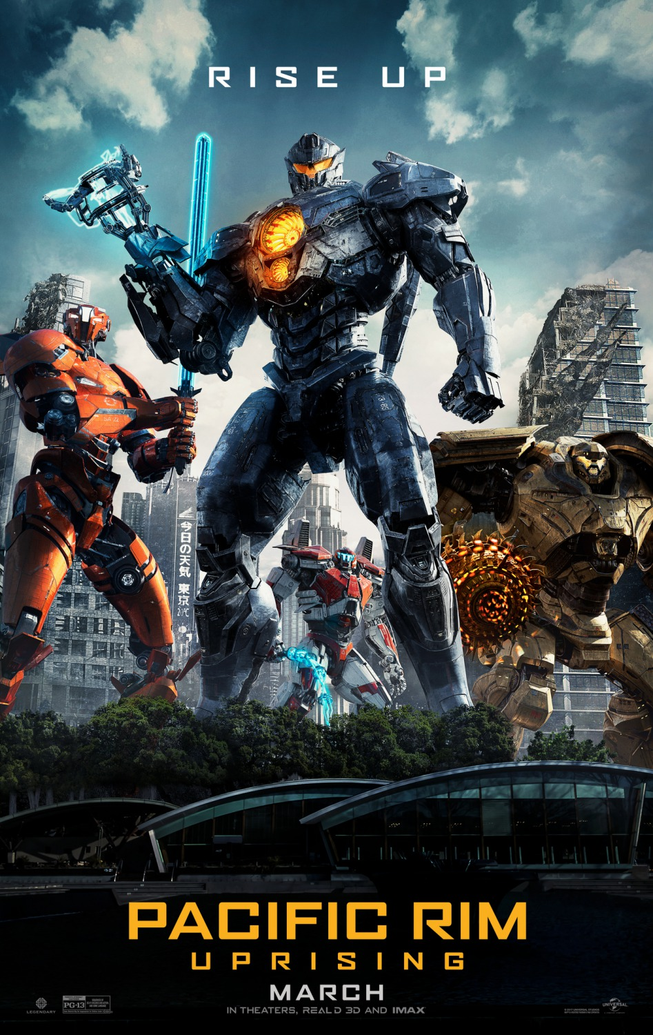 Pacific Rim: Uprising | Pacific Rim Wiki | FANDOM powered by