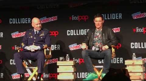 Pacific Rim Uprising panel - NYCC 2017