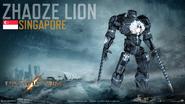 Zhaoze lion