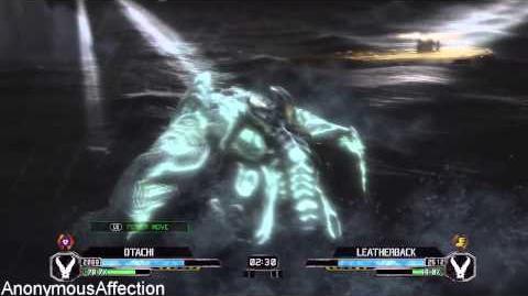 Pacific Rim The Video Game Walkthrough - Otachi Gameplay (DLC)
