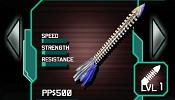 Retractile Sword