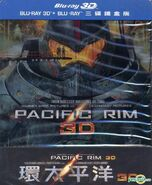 Pacific Rim (Taiwanese BluRay)