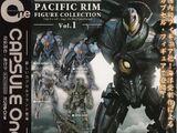 Pacific Rim Capsule Figures