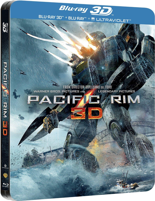 Image - PR Bluray Steelbook.jpg | Pacific Rim Wiki ... Pacific Rim 2013 Bluray
