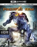 Pacific Rim (4K BluRay)