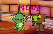 Chibi Kaiju and Horizon Brave