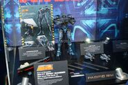 Soul of Chogokin Gipsy Danger (NYC Comic Con)-01