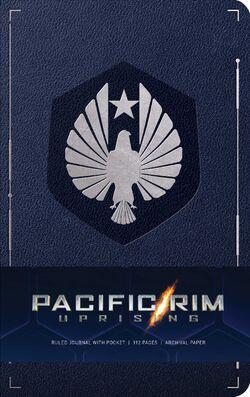 Pacific Rim Uprising (Blank Journal)-01