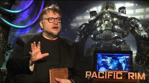Guillermo del Toro Interview - Pacific Rim (2013)