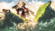 Tacit Ronin vs. Ragnarok-04