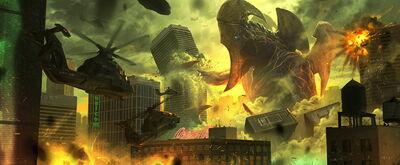Sydney Attack