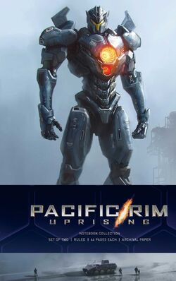 Pacific Rim Uprising (Blank Journal)-05