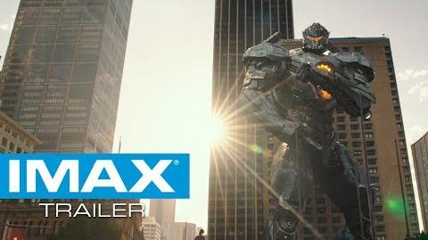 Pacific Rim Uprising IMAX® Trailer
