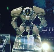 Robot Spirits Bracer Phoenix (Comic-Con 2017)-01