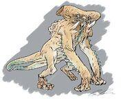 Early Kaiju Concept-06