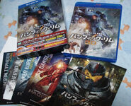 Pacific Rim (Japanese BluRay)