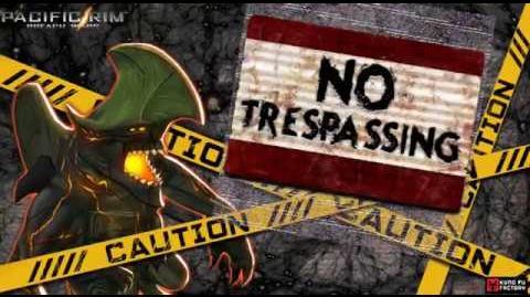 No Trespassing Event
