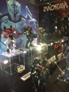 Pacific Rim Uprising (Action Figures Comic Con 2017)-02