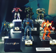 Pacific Rim Uprising (action figures)