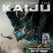 Pacific Rim Facebook Poster 15