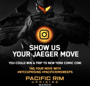 Uprising NYCC Contest