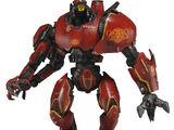 Crimson Typhoon (Action Figure) Series One