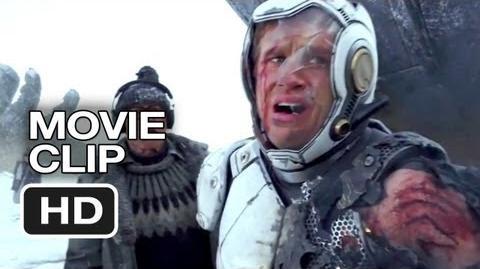 Pacific Rim Movie CLIP - Anchorage (2013) - Guillermo del Toro Movie HD