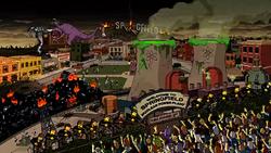 Gipsy Danger (Treehouse of Horror XXIV)
