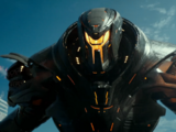 Kaiju-Jaeger Hybrid