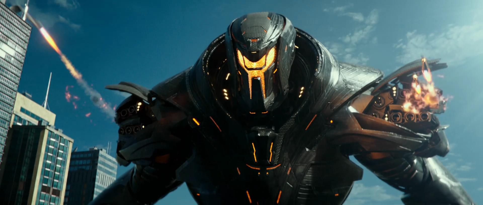 Kaiju Jaeger Hybrid Pacific Rim Wiki Fandom Powered By Wikia