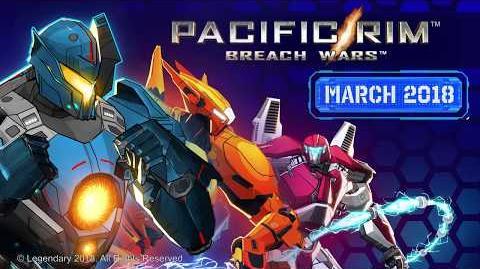Pacific Rim: Breach Wars