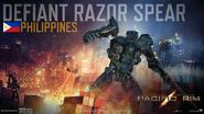 Defiant Razor Spear