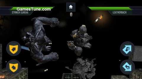 Pacific Rim Kaiju Battle Apk HD Game Play