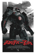 Pacific Rim (Redgular Edition) by Gabz