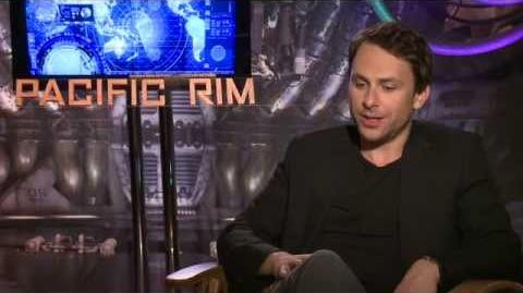 Charlie Day Interview - Pacific Rim (2013)