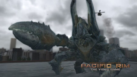 Onibaba in Pacific Rim The Video Game