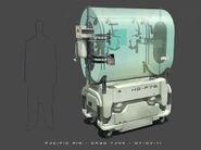 Kaiju Cryo Tank Concept