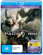 Pacific Rim (Australian BluRay)